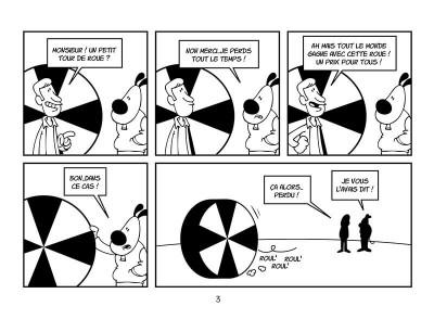 Page 4 les déprimantes aventures de Jack Russel