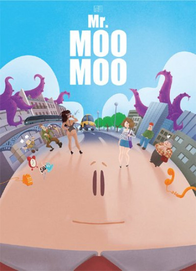 Couverture Mr Moomoo