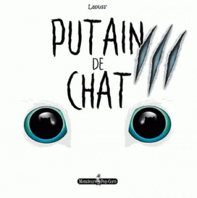 Couverture Putain de chat tome 3