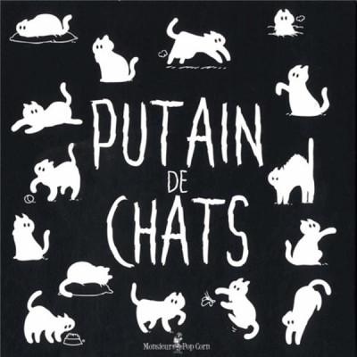 Couverture Putain de chat - coffret tomes 1 à 3