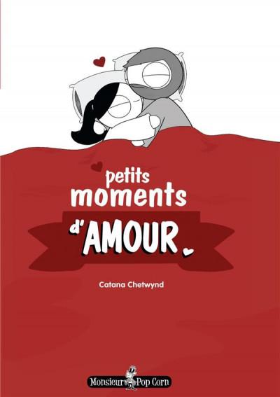 Couverture Petits moments d'amour