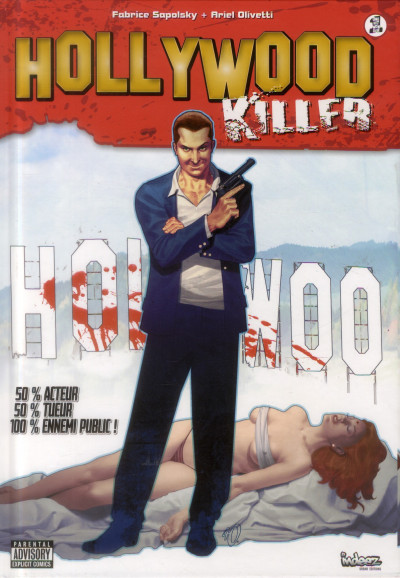 Couverture Hollywood killer tome 1