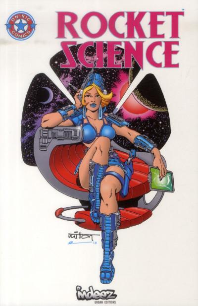 Couverture rocket science tome 1