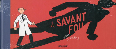 Couverture le savant fou