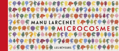 Couverture Microcosme