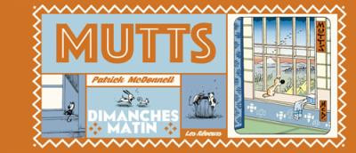 Couverture Mutts - dimanche matin tome 1