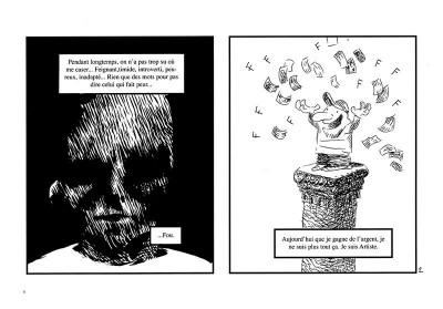 Page 6 L'artiste de la famille - nouvelle édition