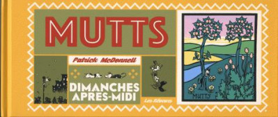 Couverture Mutts - dimanches après-midi