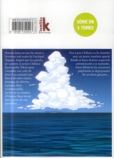 Dos le nouveau Tom Sawyer tome 1