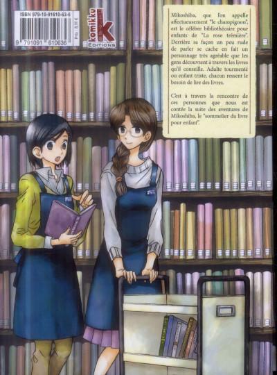 Dos le maître des livres tome 2
