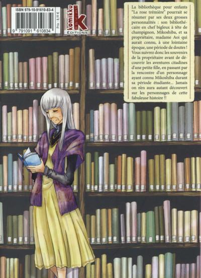 Dos Le maître des livres tome 5