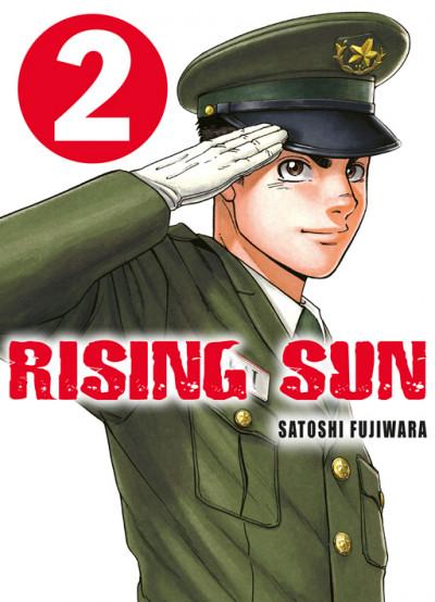 Couverture rising sun tome 2