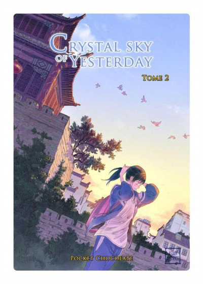 image de Crystal sky of yesterday tome 2