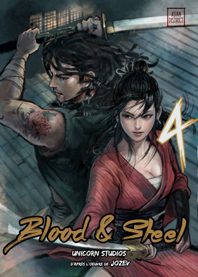 image de Blood and Steel tome 4