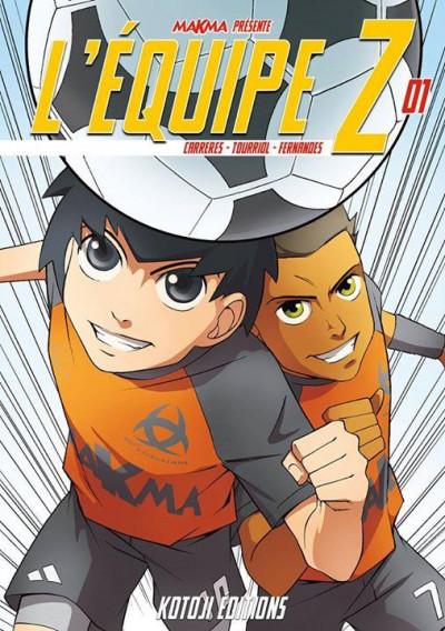 image de L'équipe Z tome 1