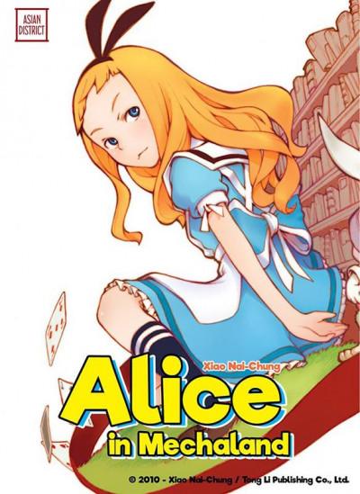 image de Alice in Mechaland
