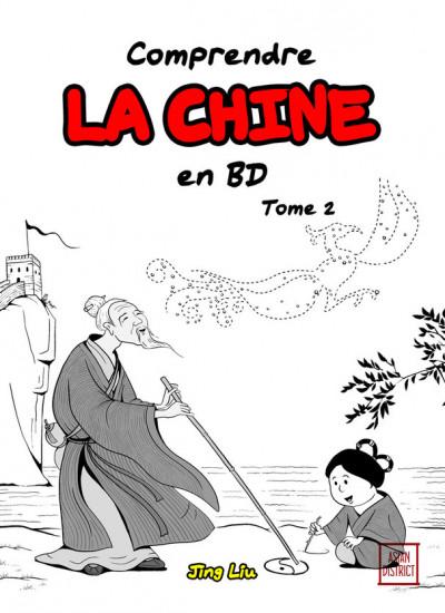 Couverture Comprendre la Chine en BD tome 2