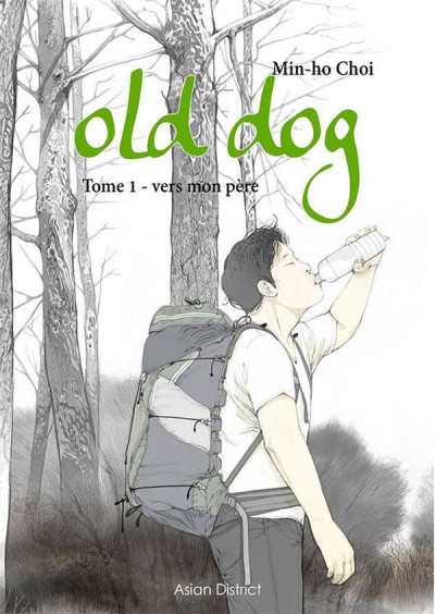 Couverture Old dog tome 1
