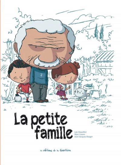 Couverture la Petite famille ; intégrale