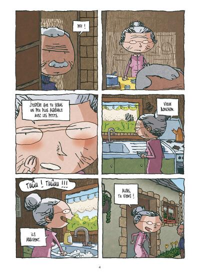 Page 2 la Petite famille ; intégrale