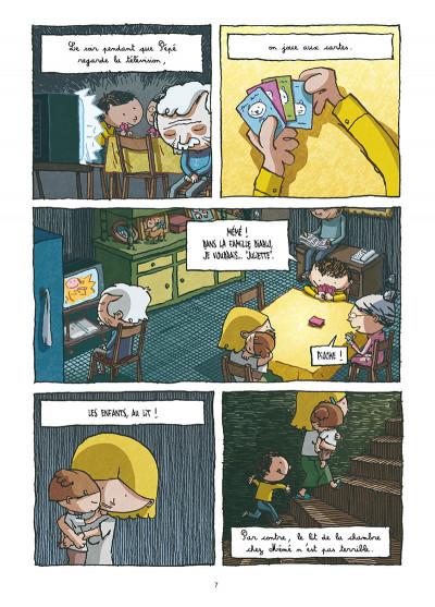 Page 5 la Petite famille ; intégrale