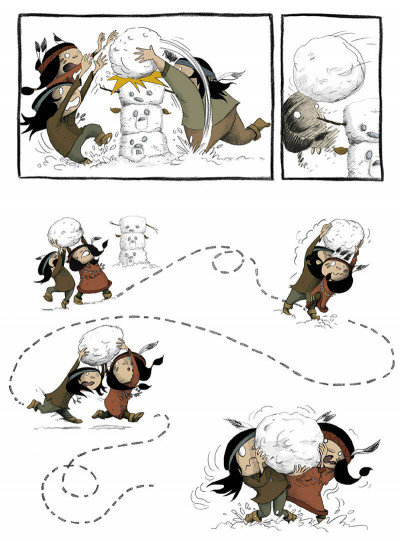 Page 5 Anuki tome 3