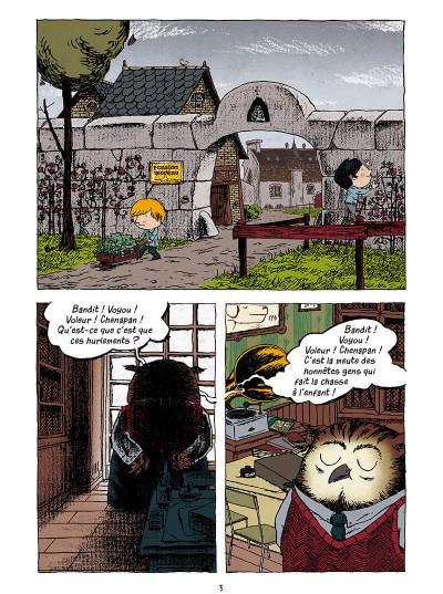 Page 1 La pension Moreau tome 1