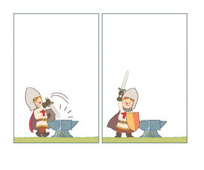 Page 3 Myrmidon dans l'antre du dragon