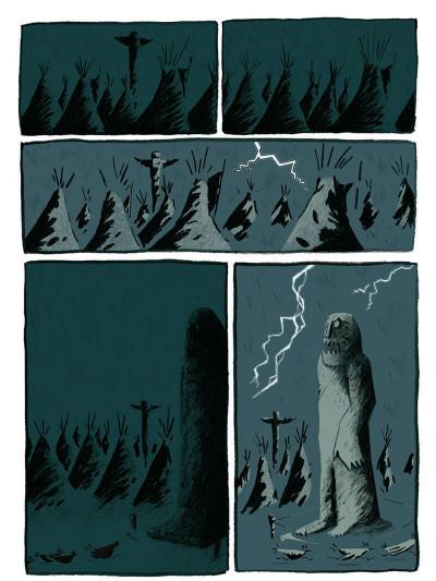 Page 1 Anuki tome 5