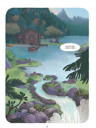 Page 1 Enola et les animaux extraordinaires tome 2
