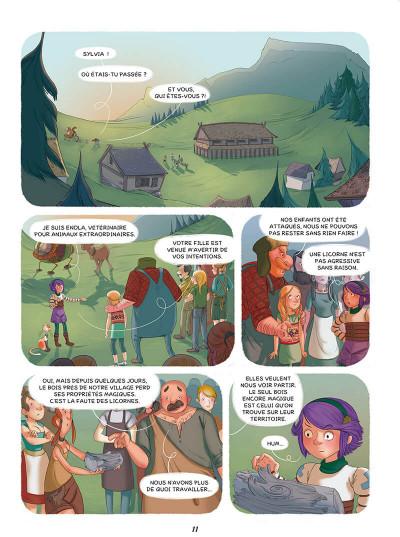 Page 4 Enola et les animaux extraordinaires tome 2