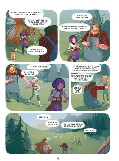 Page 5 Enola et les animaux extraordinaires tome 2