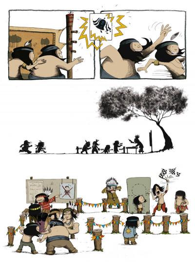 Page 3 Anuki tome 6