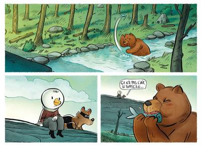 Page 1 Trappeurs de rien tome 2