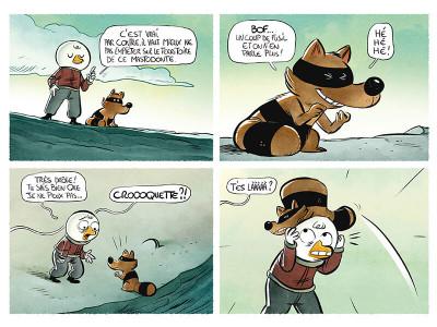 Page 2 Trappeurs de rien tome 2