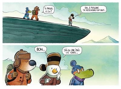 Page 3 Trappeurs de rien tome 2