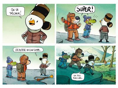 Page 4 Trappeurs de rien tome 2