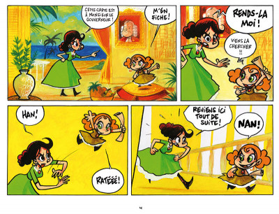 Page 2 Lili Crochette et Monsieur Mouche tome 1