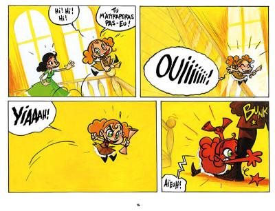 Page 3 Lili Crochette et Monsieur Mouche tome 1