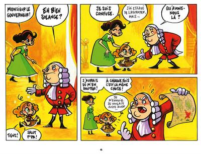 Page 4 Lili Crochette et Monsieur Mouche tome 1