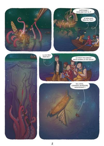 Page 3 Enola et les animaux extraordinaires tome 3