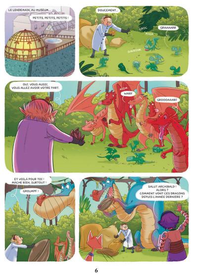 Page 4 Enola et les animaux extraordinaires tome 3