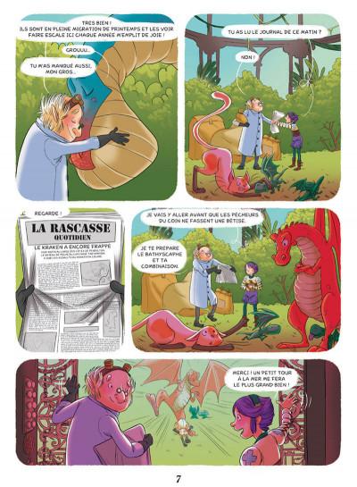 Page 5 Enola et les animaux extraordinaires tome 3