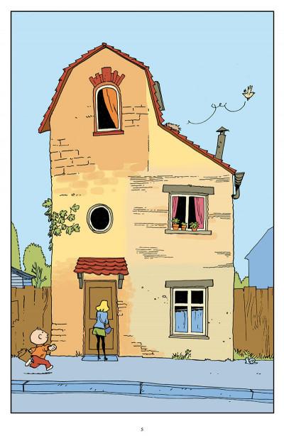 Page 1 La maison la nuit
