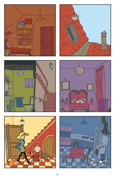 Page 2 La maison la nuit