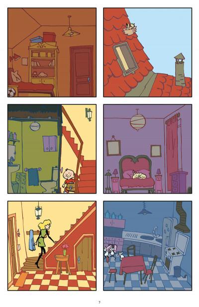Page 3 La maison la nuit