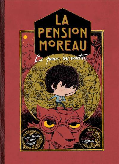 Couverture La pension Moreau tome 2