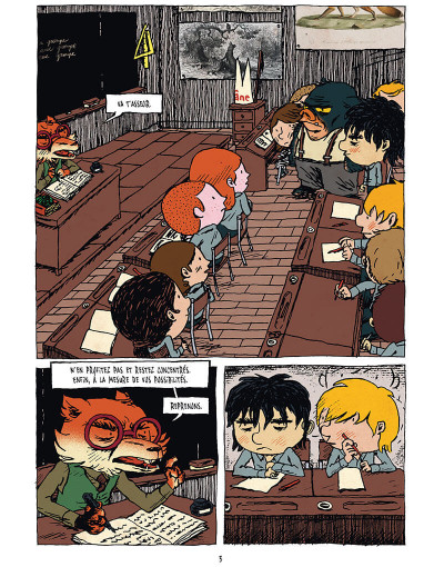 Page 1 La pension Moreau tome 2