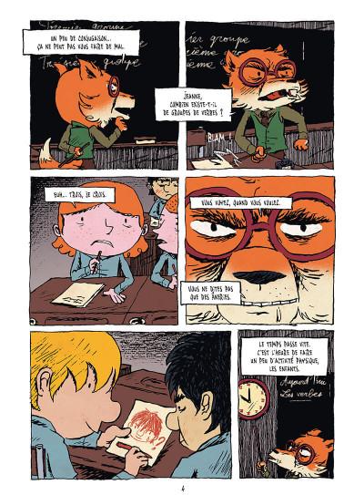 Page 2 La pension Moreau tome 2