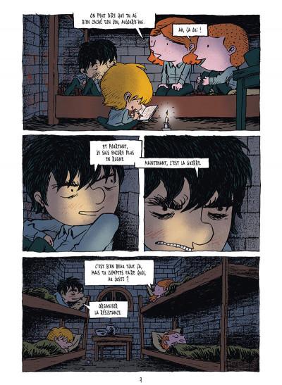 Page 5 La pension Moreau tome 2